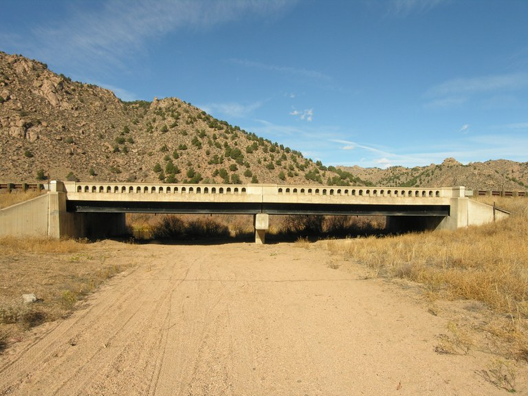 US 50 over Draw (Fremont)