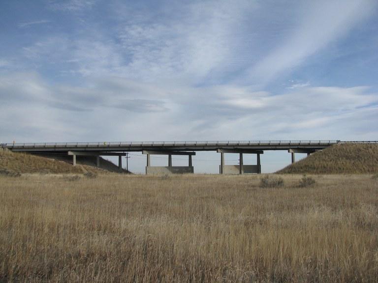 US 85 over Union Pacific Railroad