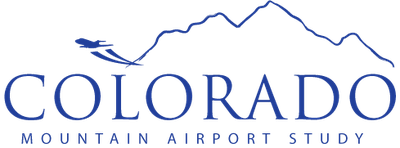 Colorado Mountain Airport Study Logo