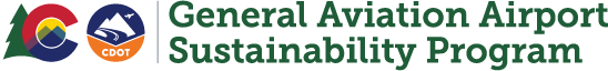 GA Sustainability Program Logo