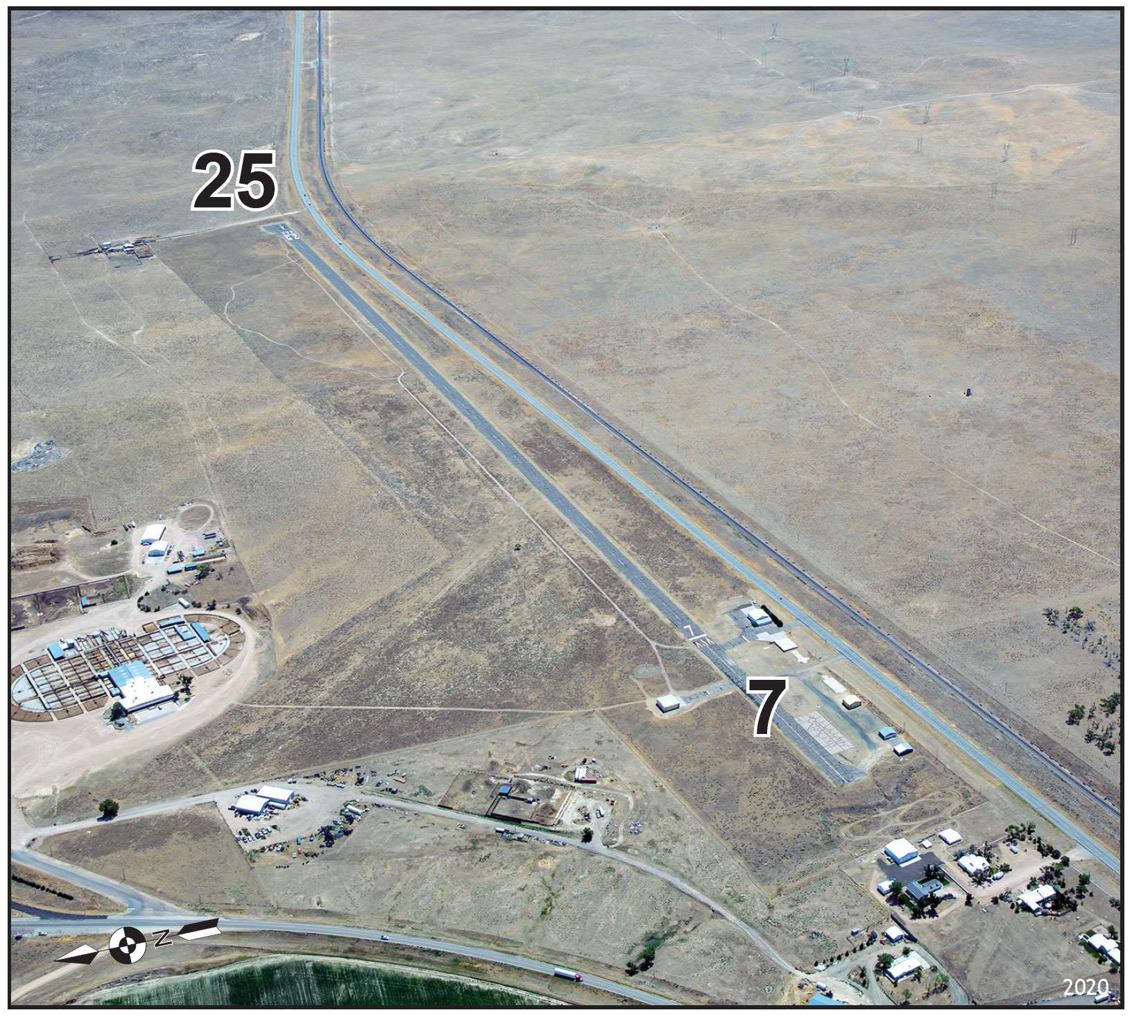 Brush Municipal Airport