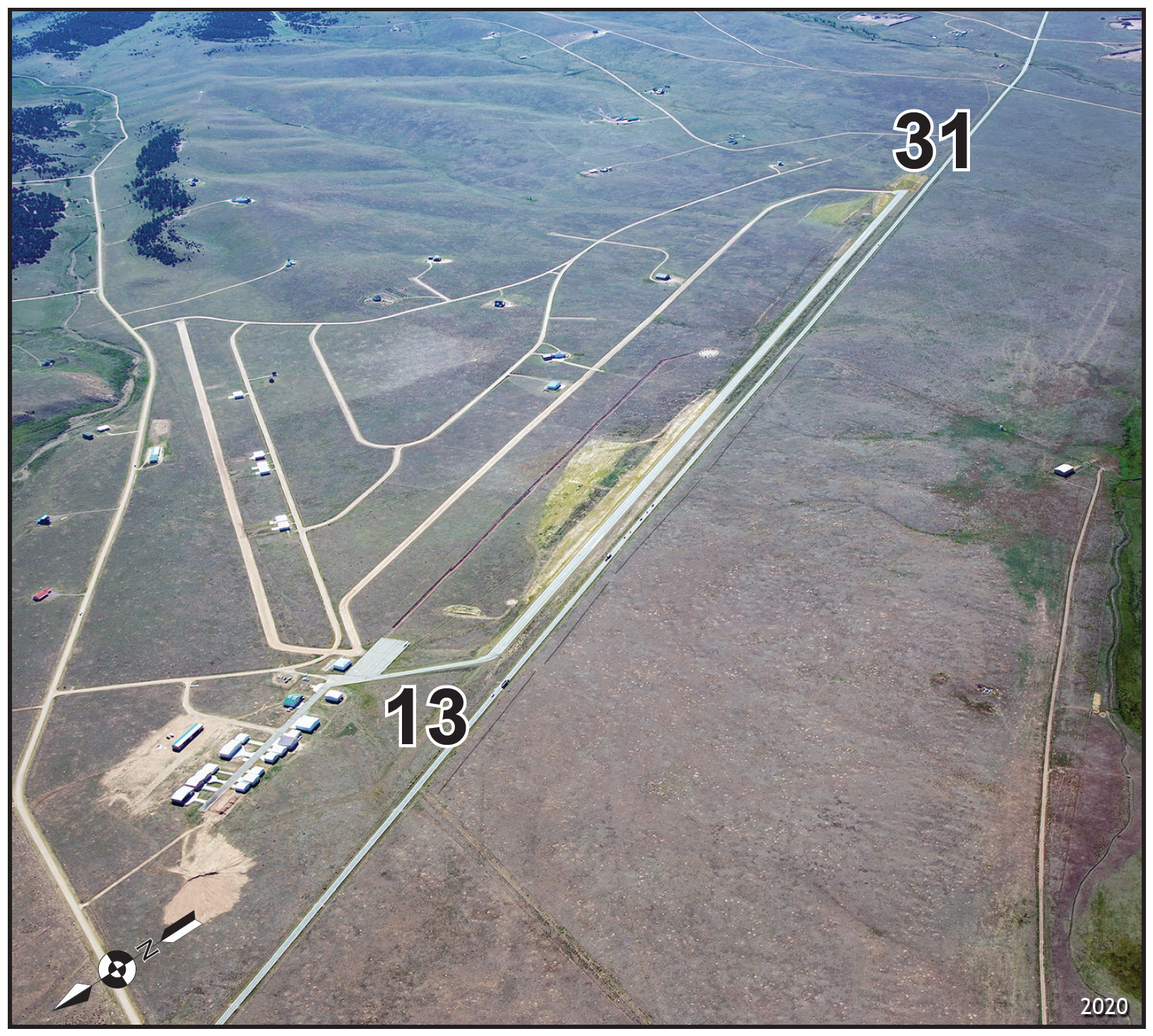 Westcliffe - Silver West Airport