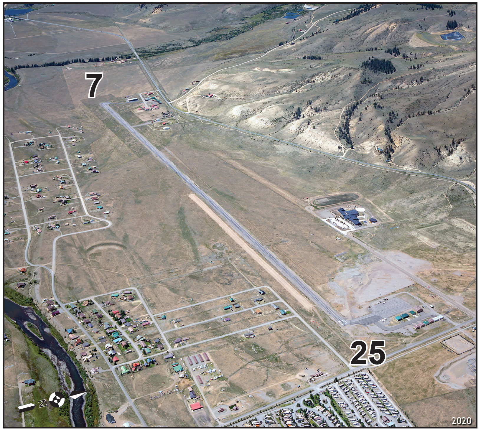 Creede - Mineral County Airport