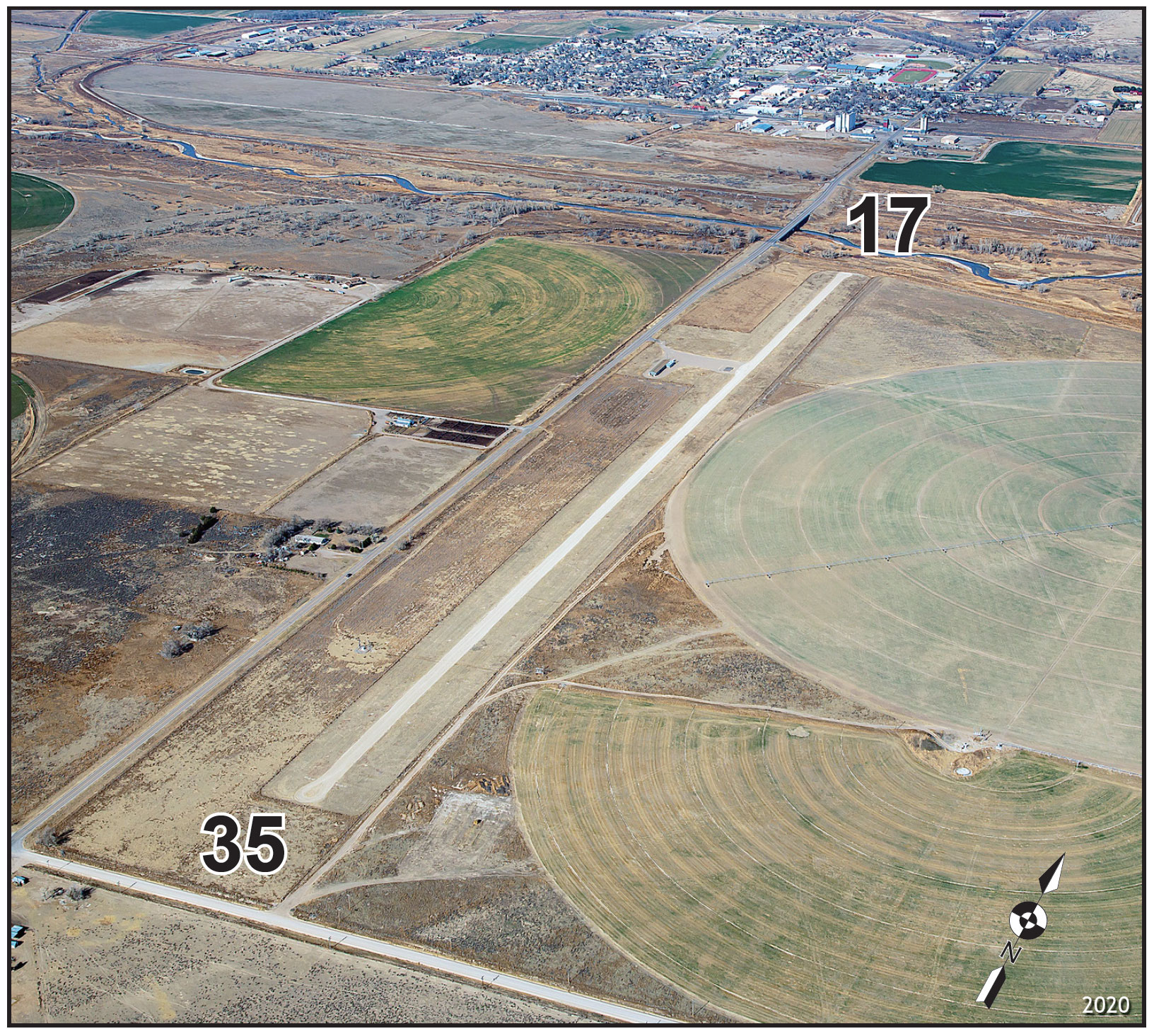 Holly Airport