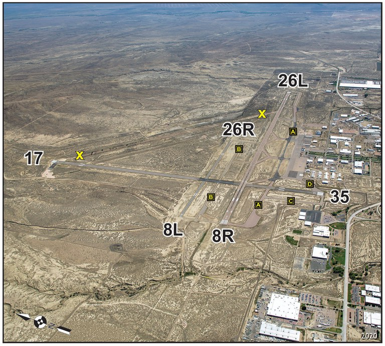 Pueblo Memorial Airport