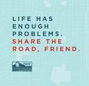 Share the Road Tagline