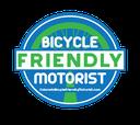 Bicycle Friendly Motorist thumbnail image