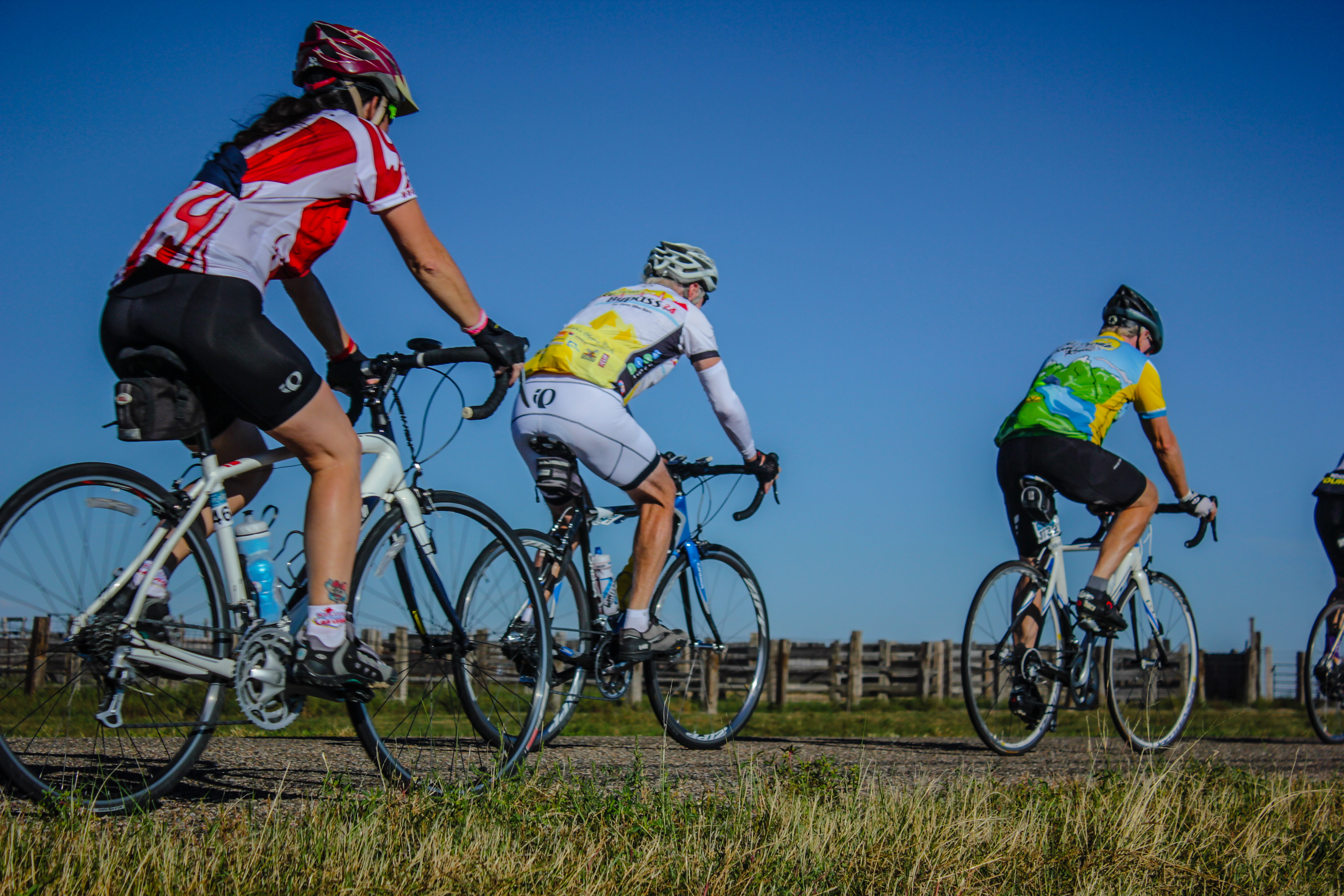 Pedal the Plains Bicycle Tour