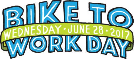 Bike to Work Day Banner detail image