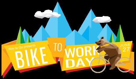 Bike to Work logo