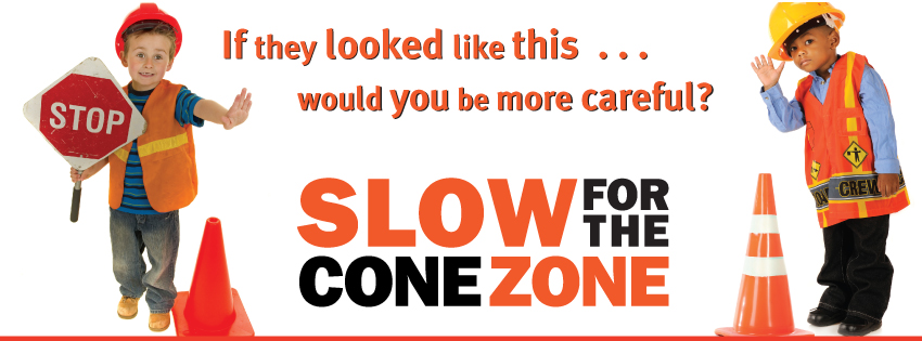Cone Zone Badge