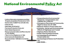 NEPA umbrella