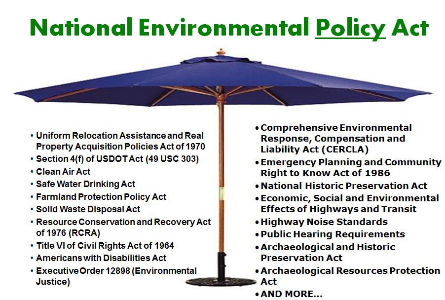 NEPA umbrella detail image