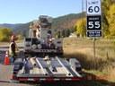 US 550 North of Durango