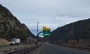 I-70 Mountain Express Lanes entry sign thumbnail image