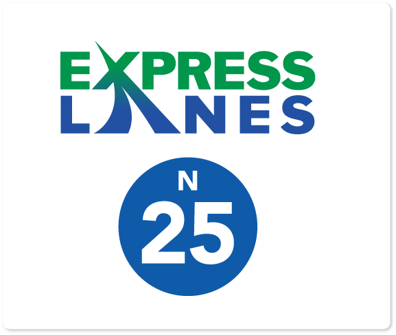 I-25 North Express Lanes: US 36 to 120th Avenue