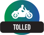 Tolled Motorcycle