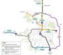 Motorcyclists Express Lanes Map thumbnail image