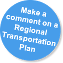 Comment on Regional Transportation Plan