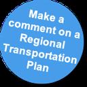 Comment on Regional Transportation Plan