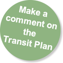 Comment on Transit Plan