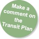 Comment on Transit Plan