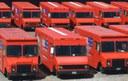 Red Fleet Trucks
