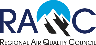 Regional Air Quality Council logo