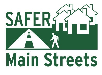 Safer Main Streets Initiative logo