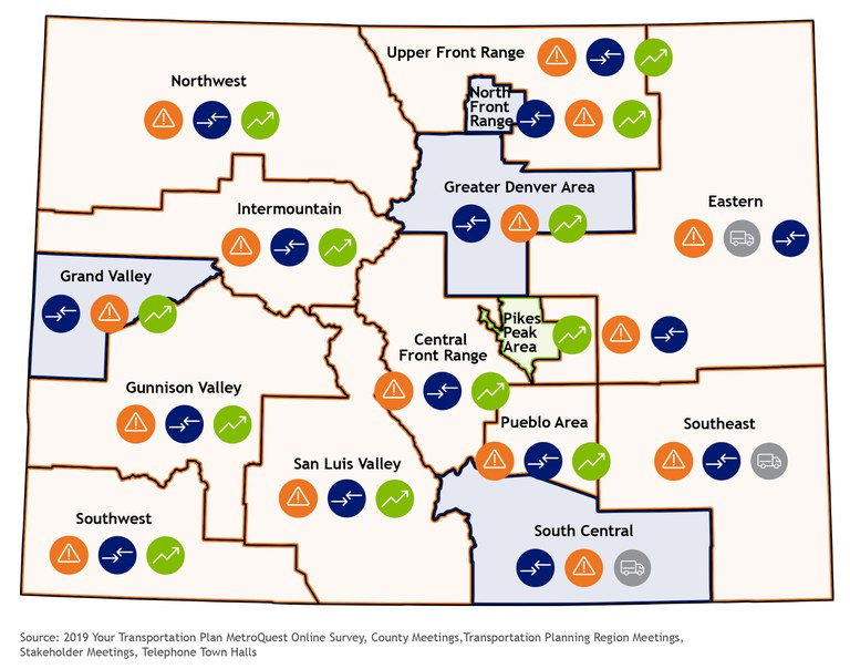 map of colorado project needs assessment