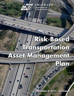 Risk-based Transportation Asset Management Plan