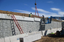 Wall Construction with Coping