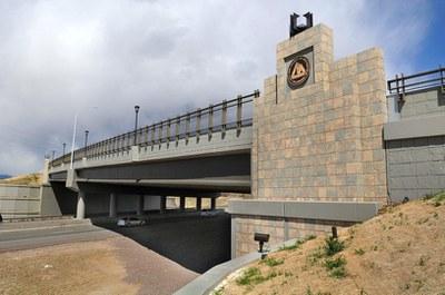 New SH 128 Bridge