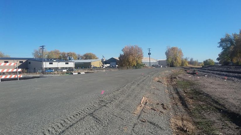 120th Ave Utility Relocation Oct 2015
