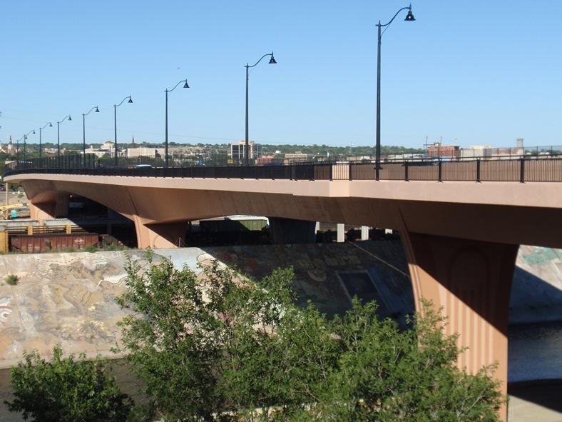 4th St. Bridge June 2011