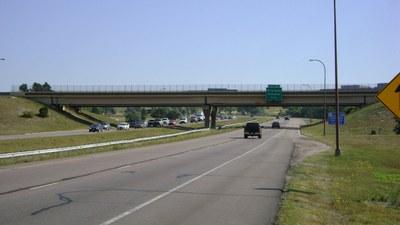 Briargate Parkway Interchange