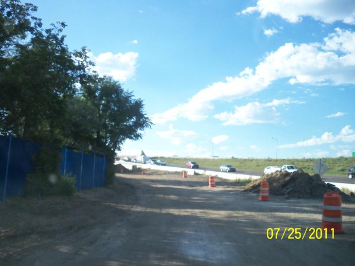 I-25 Santa Fe Pic 1