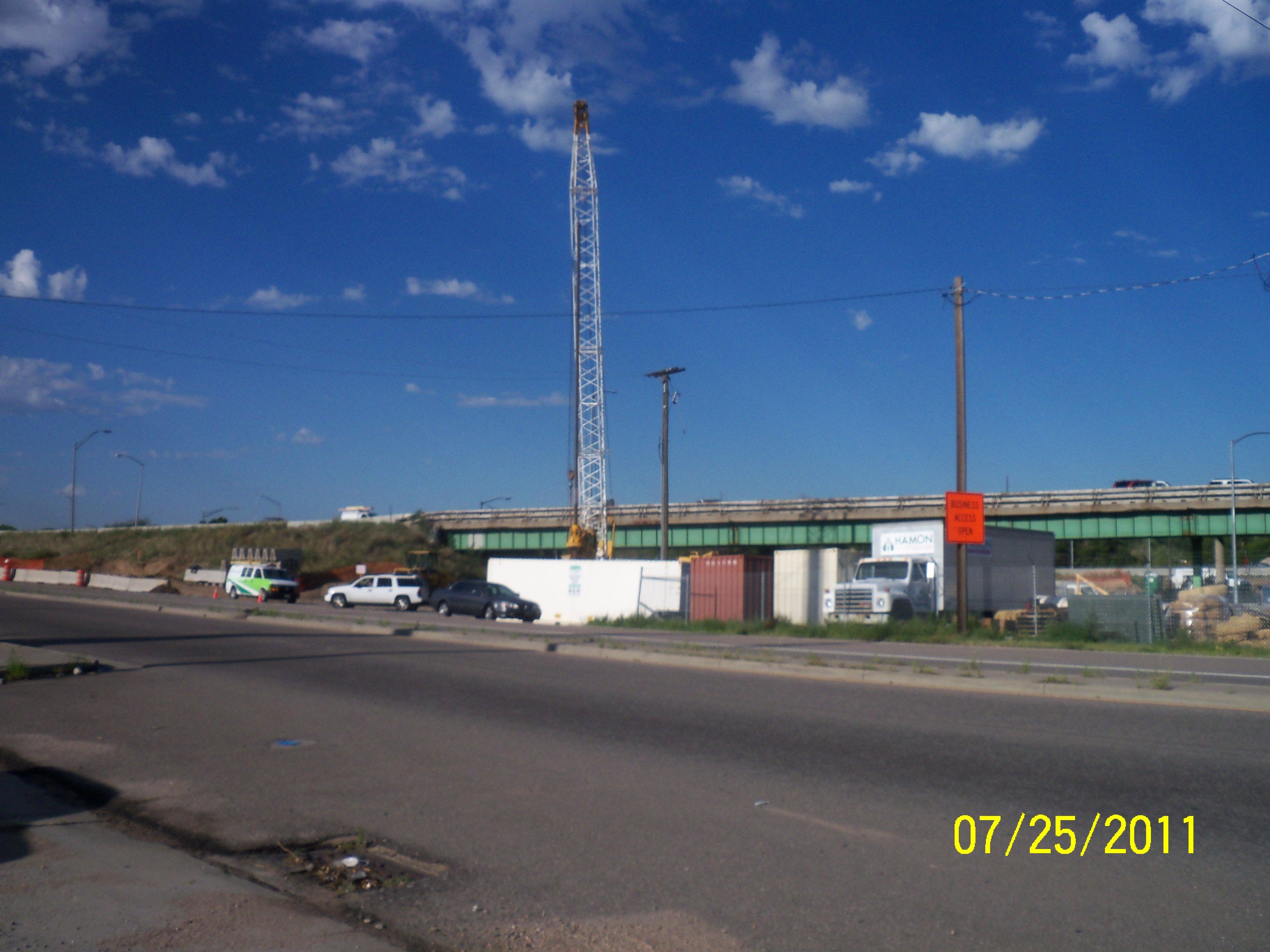 I-25 Santa Fe Pic 2 detail image