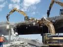 BNSF Bridge Demolition 02.04.14
