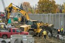 Drainage Installation 10.29.13