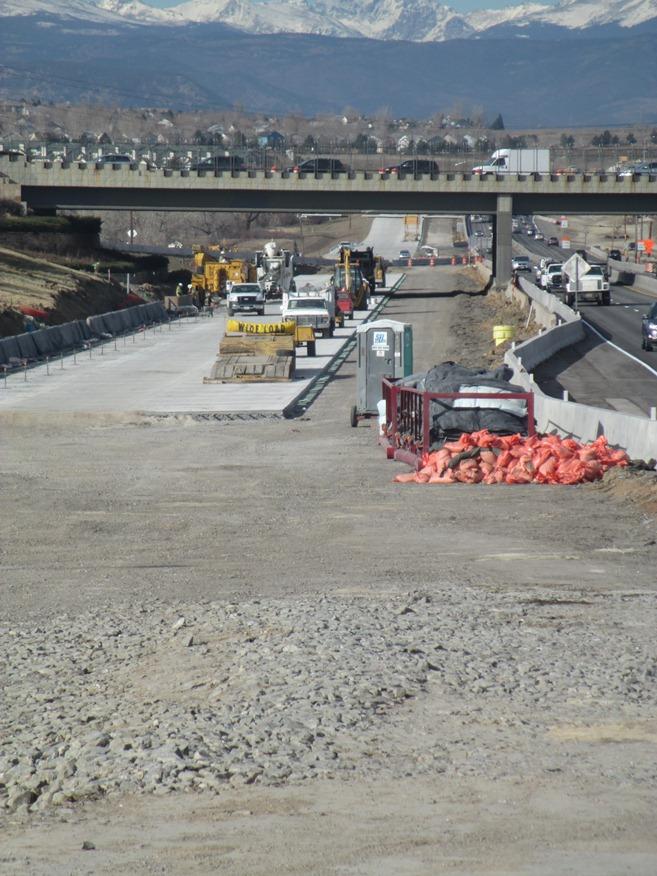 EB US36 New Concrete Pavement 12.19.13 detail image
