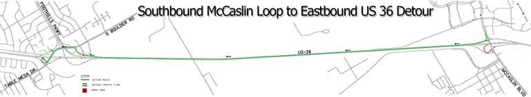 SB MCCAS Loop EB 36
