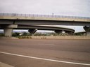 U.S. 6 over I-25 was originally constructed in 1958.  thumbnail image