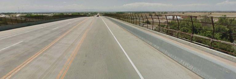 120th Bridge over I-76.JPG