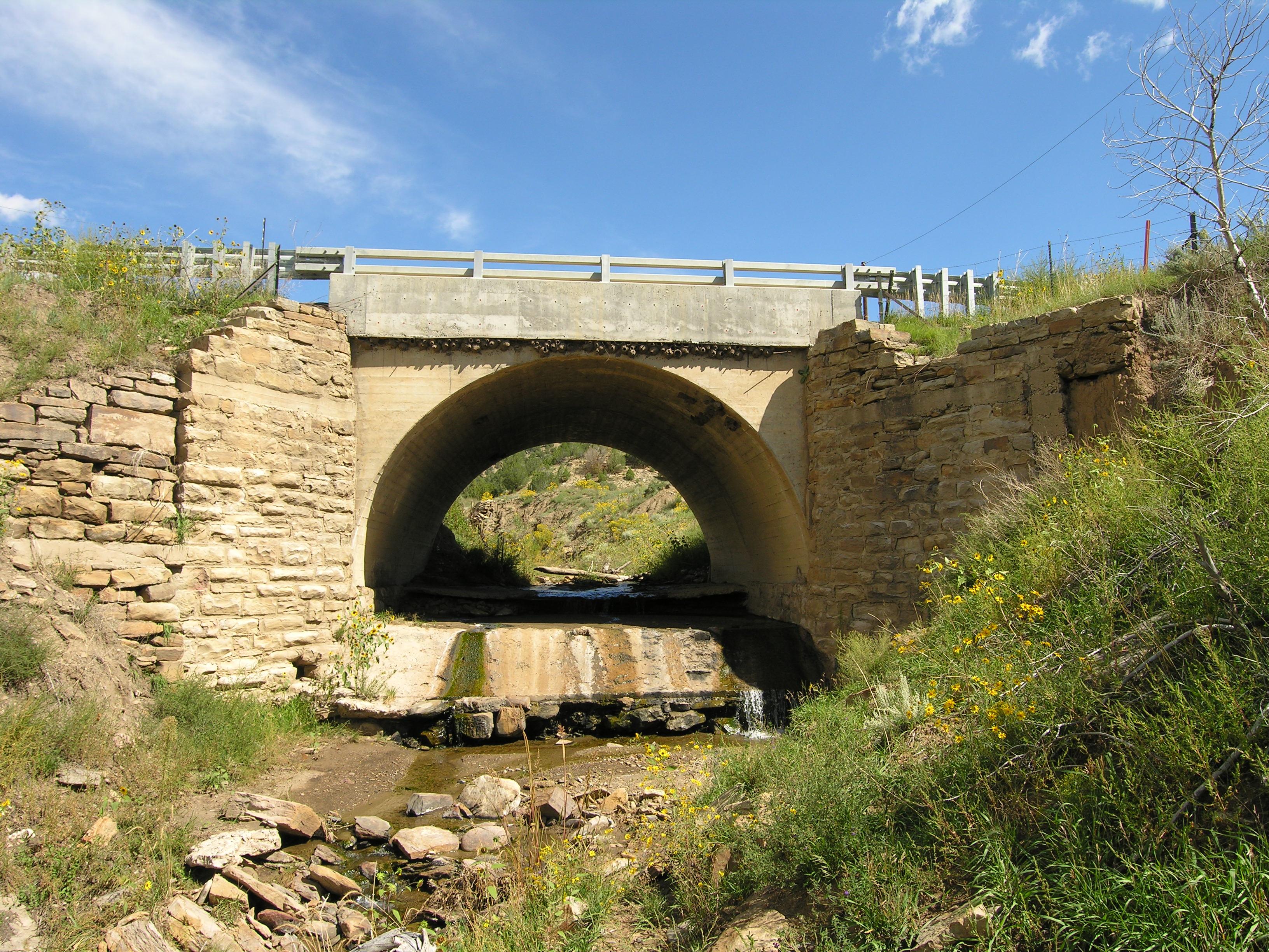 Bridge Repair in Southeast Colorado