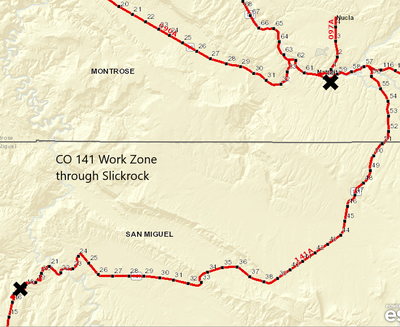 CO 141 Slickrock Work Zone Graphic.png