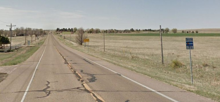 CO 71 SB out of Limon.JPG