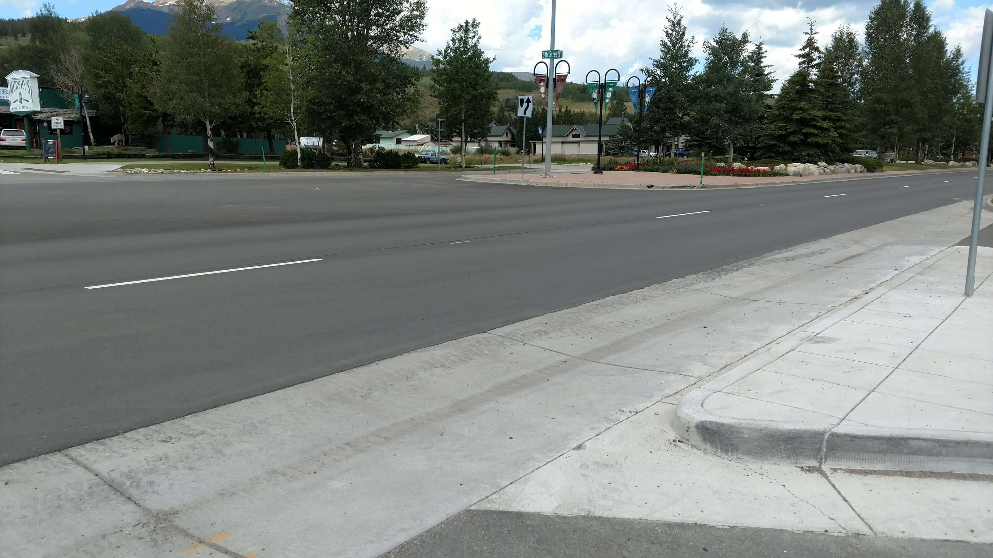 Looking north on CO 9 from 5th St.jpg