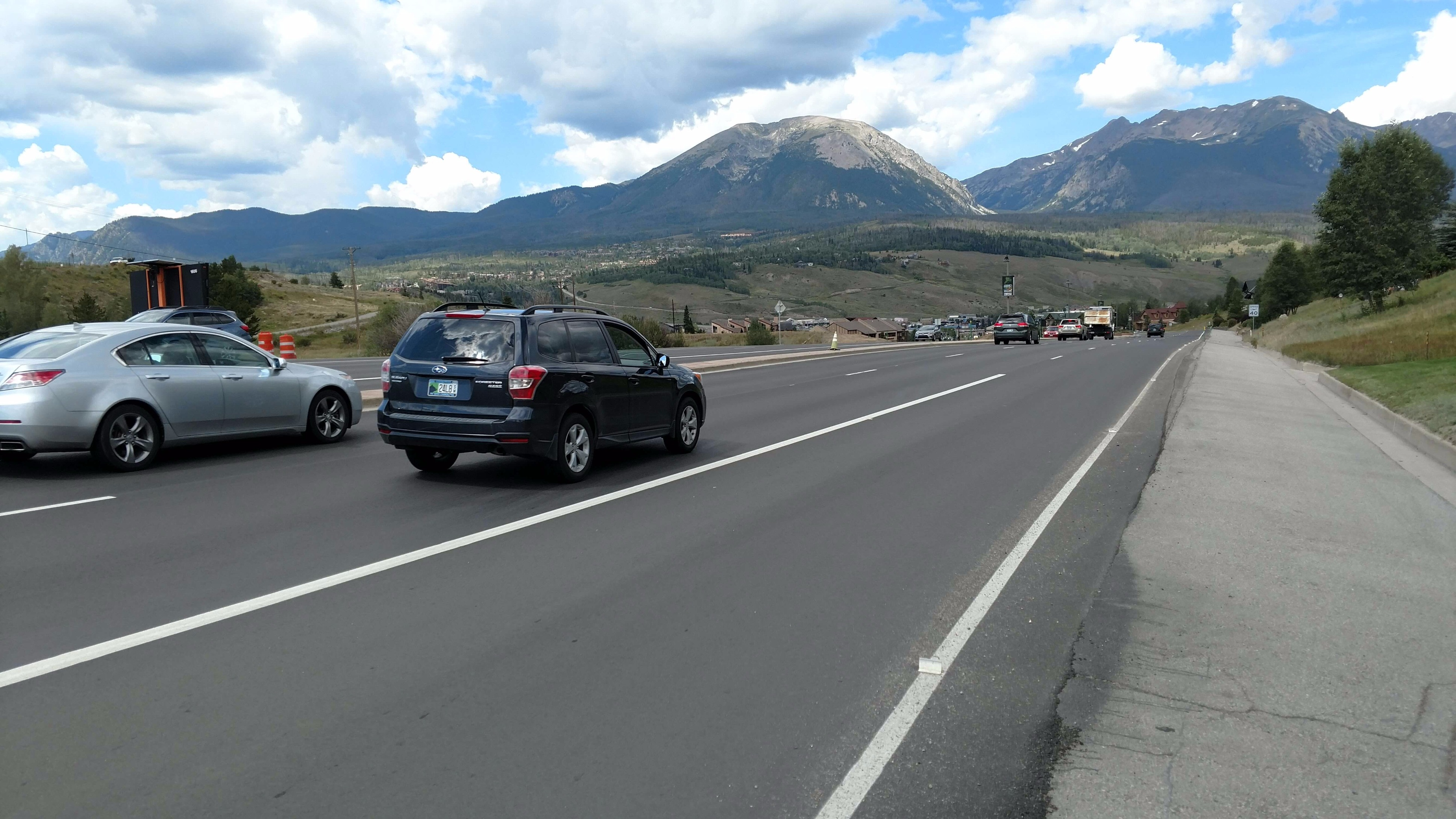 Looking north on US 6 from Lake Dillon Drive.jpg