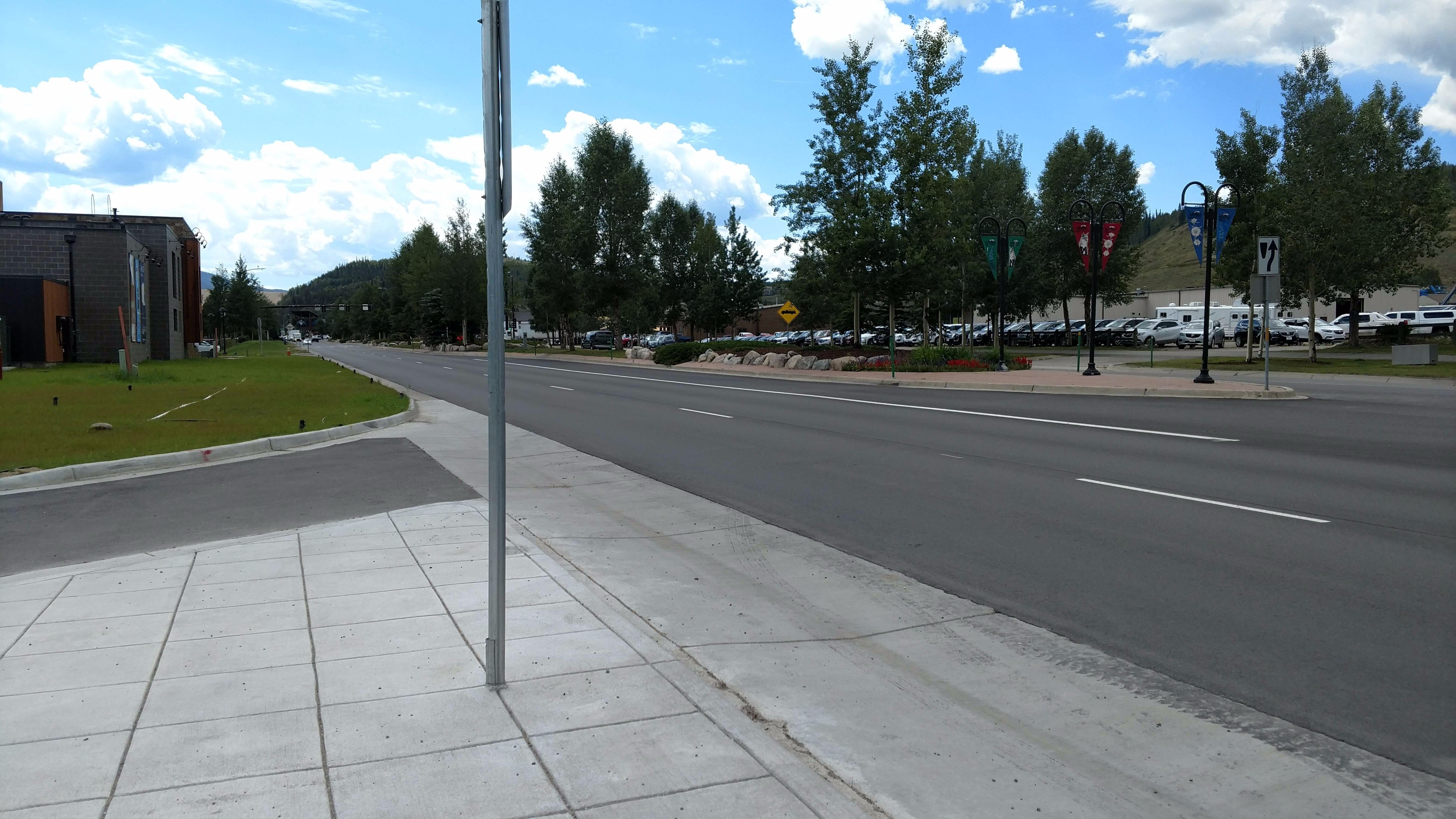 Looking south on CO 9 from 5th St.jpg